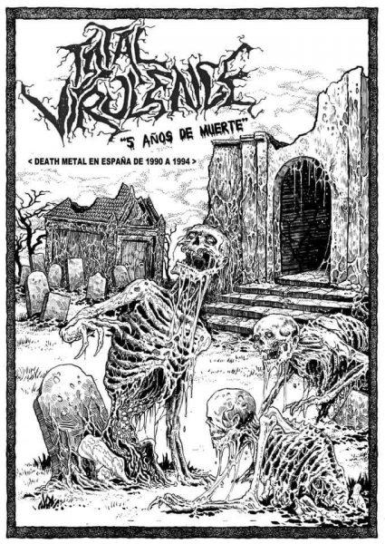 Fredo A. de la Roza – Total Virulence