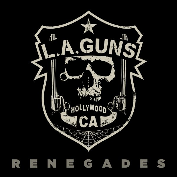 L. A. GUNS – «Renegades»