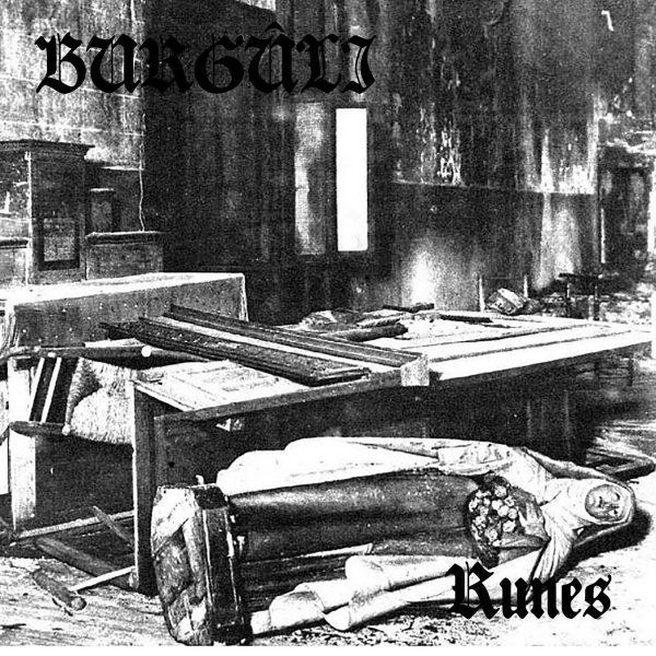 Burgûli – Runes