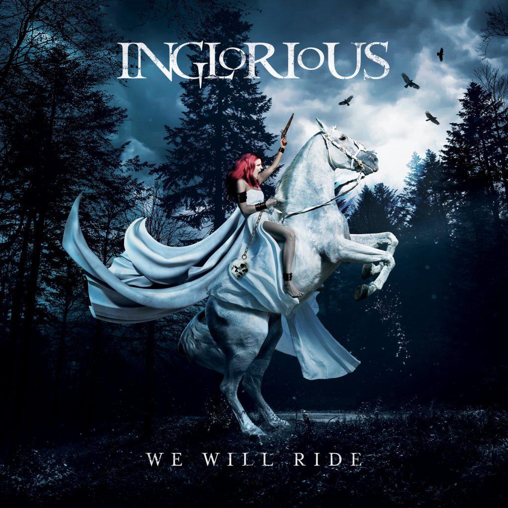 INGLORIOUS publica su nuevo álbum «We Will Ride» – Metalcry.com :: Tu Web  de Rock y Metal
