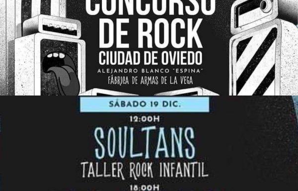 Ganas de concierto: BAJA CALIFORNIA – XXIII Concurso de Rock Ciudad de Oviedo – 19/12/2020