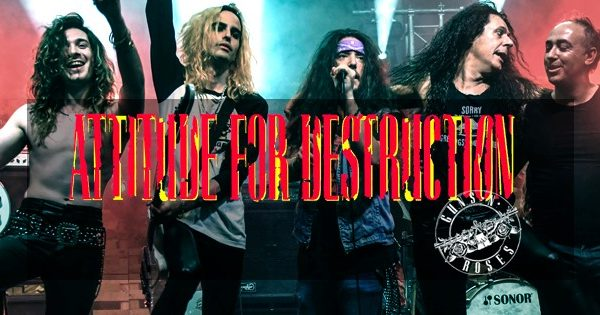"Entrevista a ATTITUDE FOR DESTRUCTION: ""El rock murió a principios de los 90"""