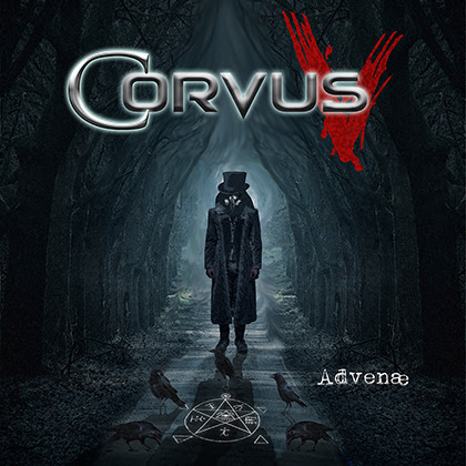 Corvus V – Advenae