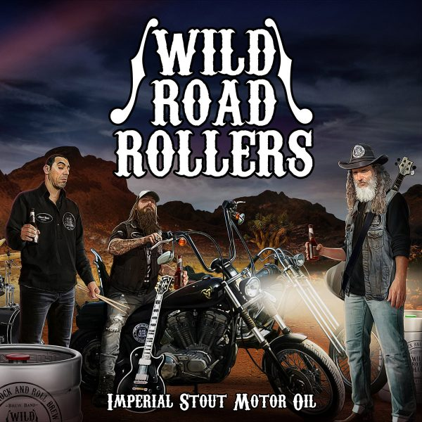 Wild Road Rollers – Imperial Stout Motor Oil