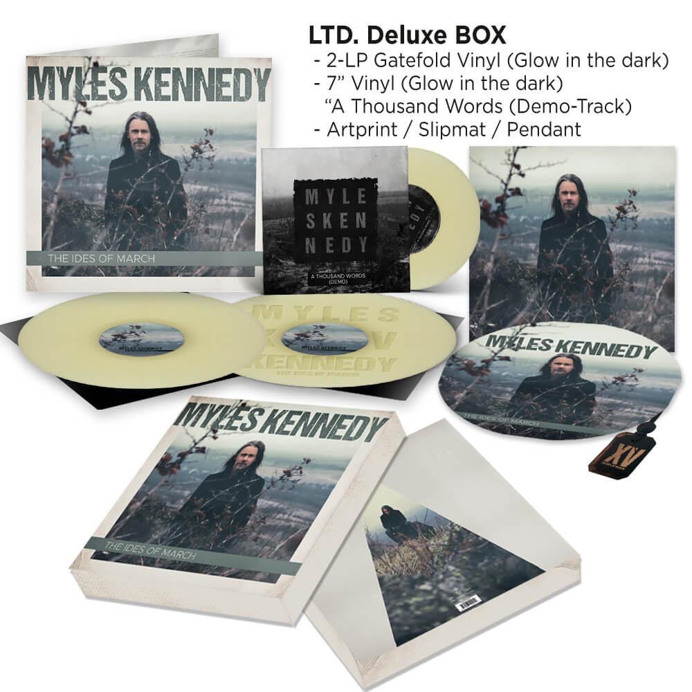 """MYLES KENNEDY estrena el video de """"The Ides Of March"""", de su segundo álbum  en solitario – Metalcry.com :: Tu Web de Rock y Metal"""