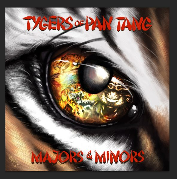 Tygers of Pan Tang-Majors & Minors