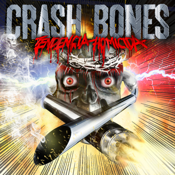 Crash Bones – Tendencia homicida