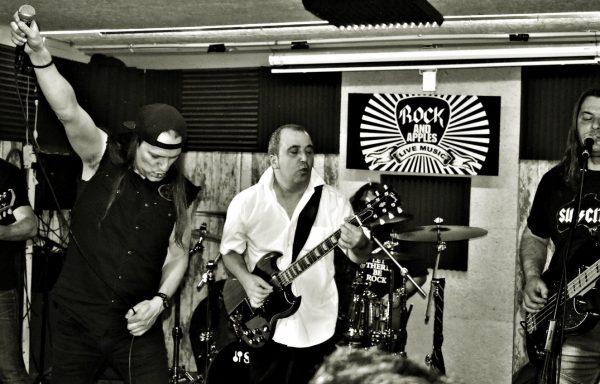 "Entrevista a Frank Hinojosa (SIN/CITY): ""Se apoya poco a las bandas emergentes de las compañías discográficas"""