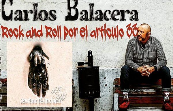 Entrevista a Carlos Balacera: «Es un disco acompañado de una guía a través de la cual poder descubrir qué es lo que encierra este artefacto»